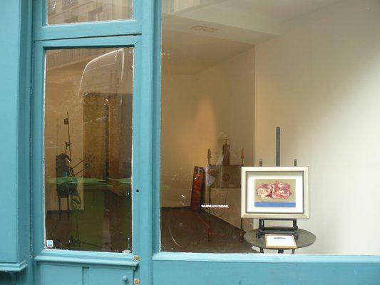 Galerie Luc Queyrel