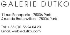Galerie Jean Jacques Dutko