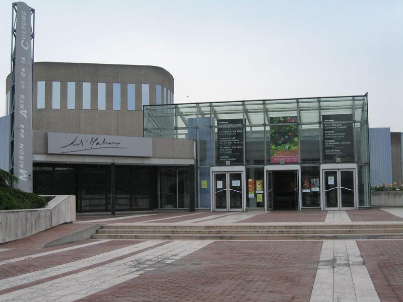 Maison des Arts et de la Culture de Créteil