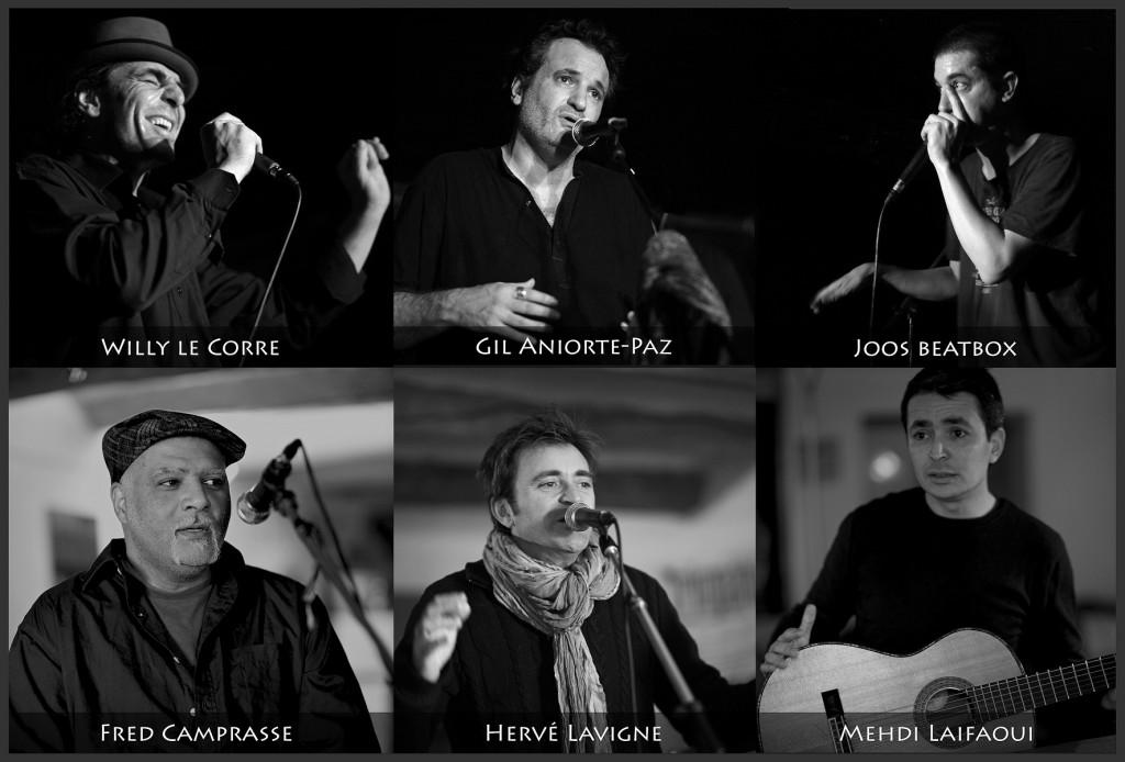 Radio Babel Marseille, un combo vocal qui chante le voyage, le partage et la poésie