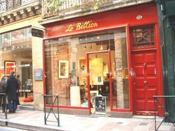 Galerie Le Biblion