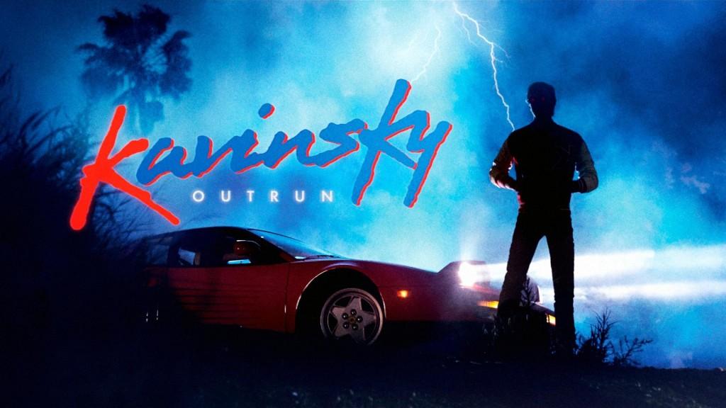 [Chronique] «Outrun» de Kavinsky : hommage pure, sauvage et singulier à l'électro synthétique des eighties