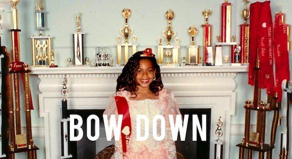 Bow Down/I Been On, le nouveau titre de Beyoncé