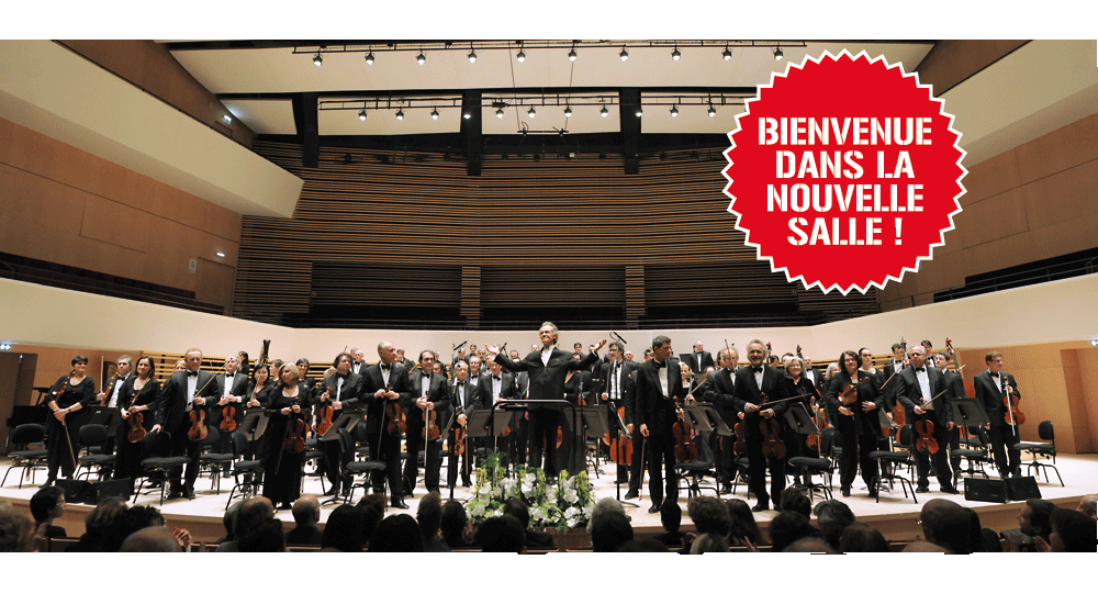 Jean-Claude Casadesus annonce son départ de l'orchestre national de Lille en 2015