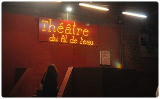 Théâtre au fil de l'Eau