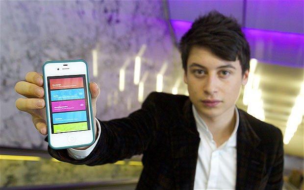 Nick D'aloisio : multi-millionaire à 17 ans
