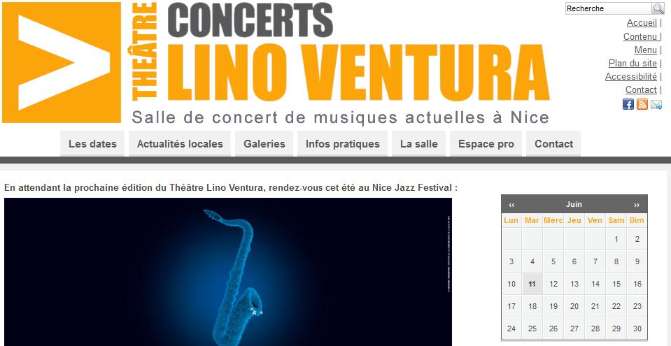 Théâtre Lino Ventura