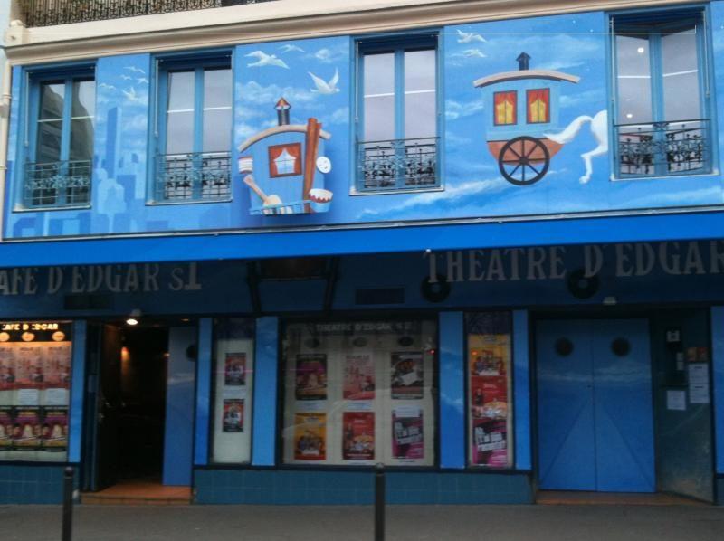 Théâtre d'Edgar