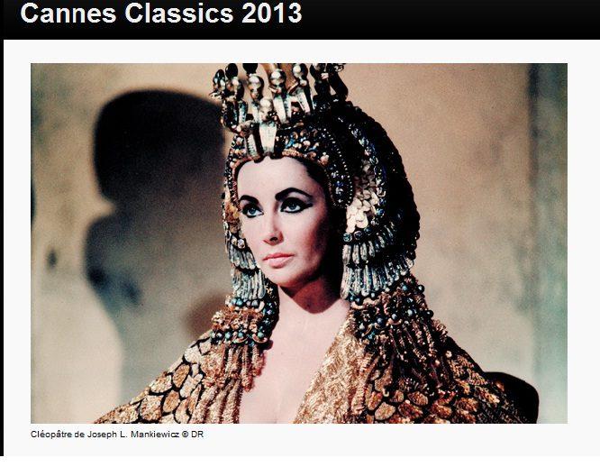Cannes Classics, la programmation