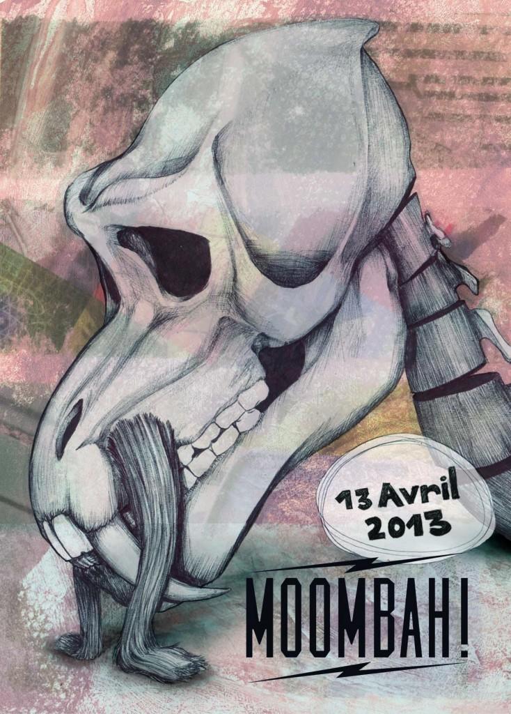 Moombah ! w / South Rakkas Crew, Bert on Beats, Harikiri, Mosca Verde @Batofar