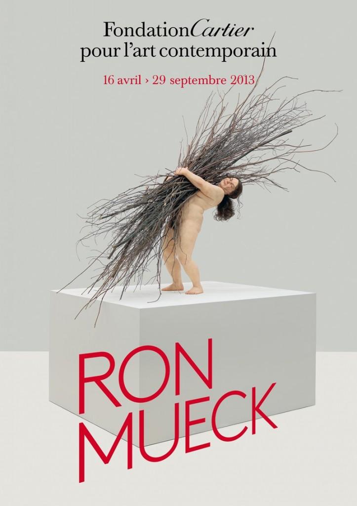 Ron Mueck expose ses troublantes chairs à la Fondation Cartier