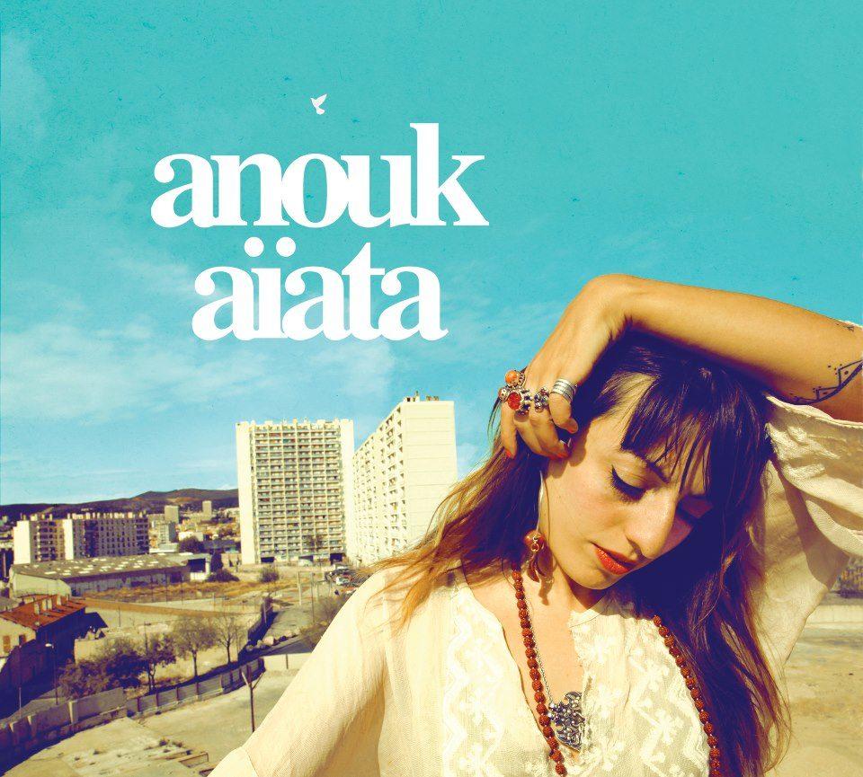 Anouk Aïata : Dessine-moi un nuage