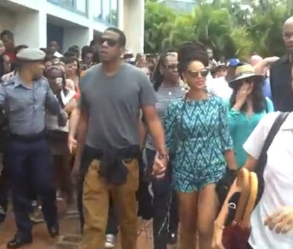 Le voyage de Beyoncé et Jay-Z à Cuba était finalement conforme à la loi