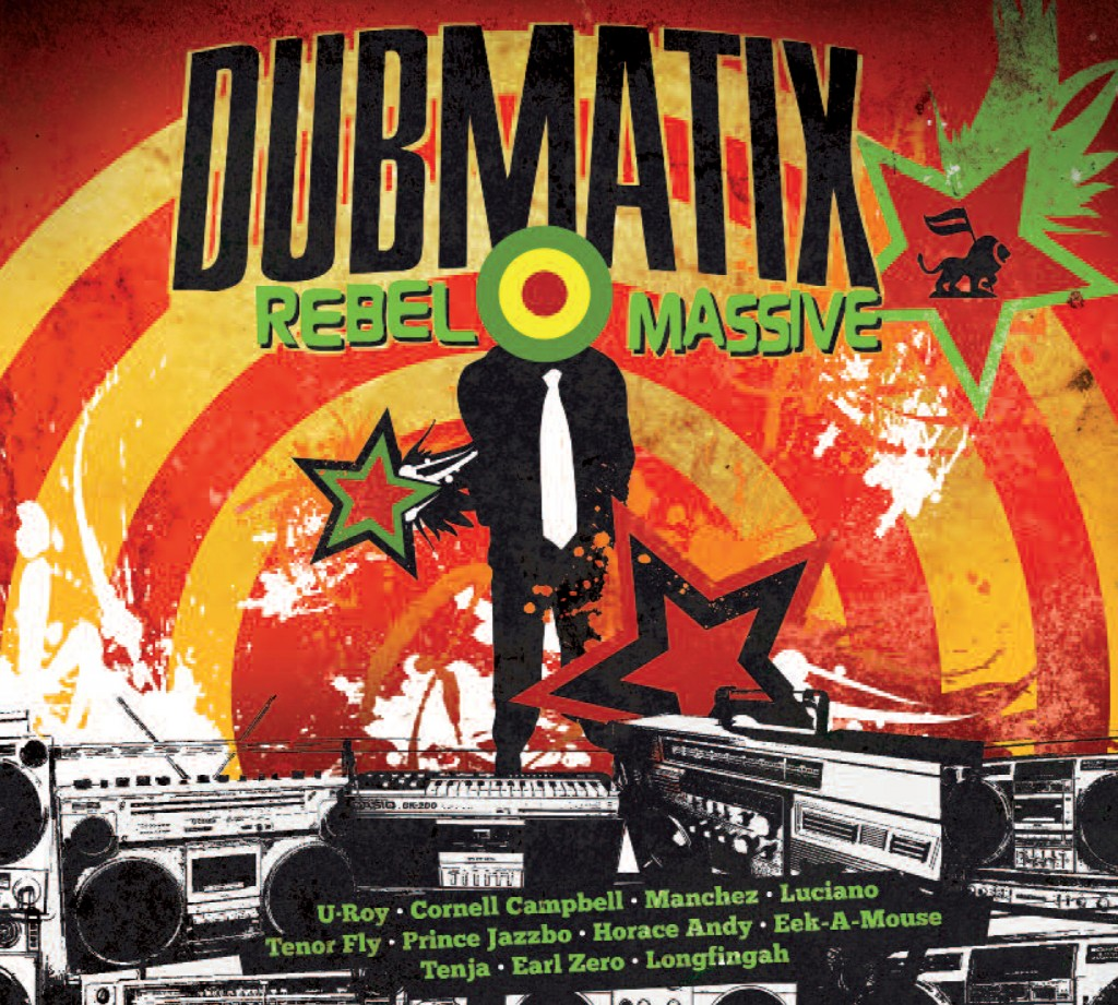 Dubmatix avec Rebel Massive : du fat riddim