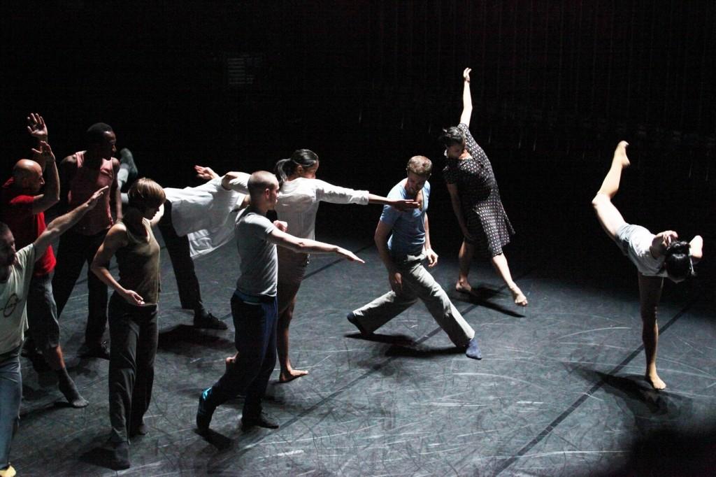 La solitude dansée au Théâtre de la Ville : <em></noscript>Brilliant corners</em> d'Emanuel Gat