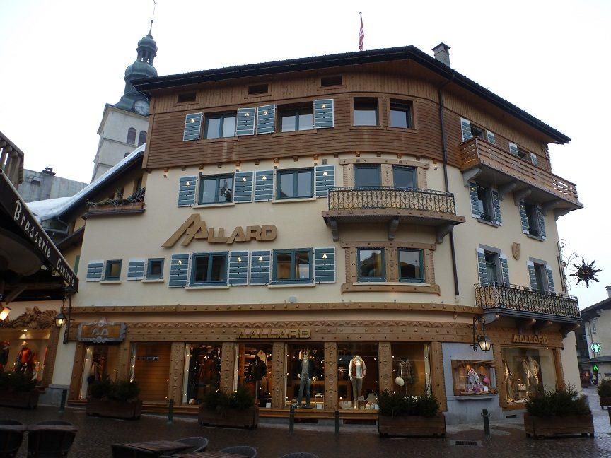 TLC à Megève : la boutique AAllard, un chic fou