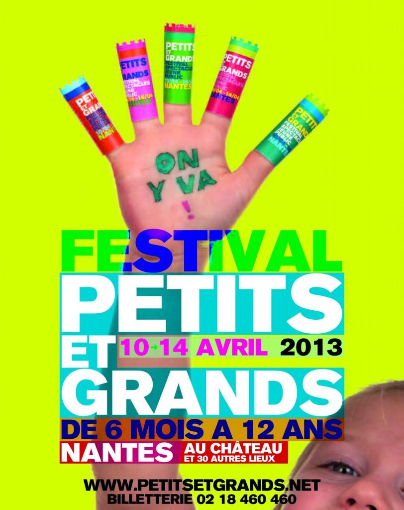 A Nantes, le festival Petits et Grands, du 10 au 14 avril