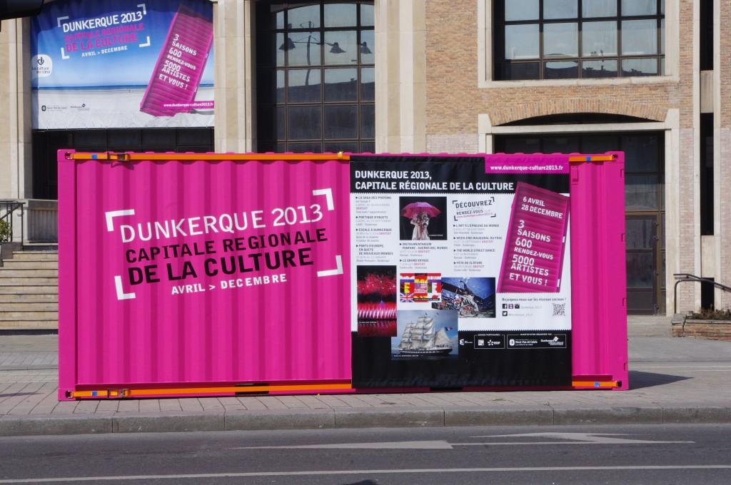 Le LAAC de Dunkerque : lieu de culture incontournable de Dunkerque 2013