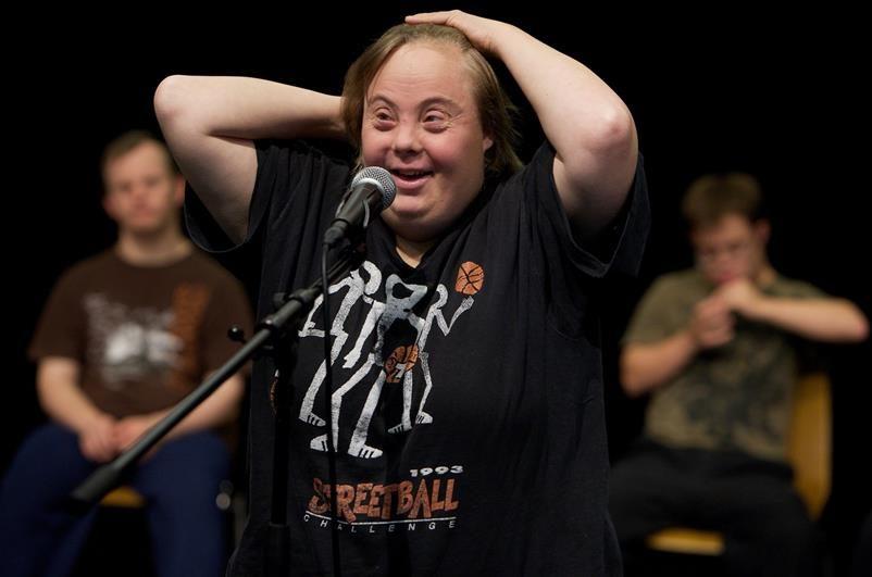 Quand le théâtre rend visible le handicap