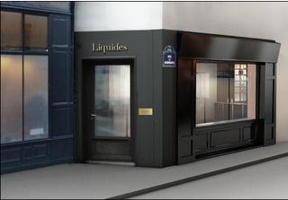 Liquides : un bar à parfum dans le Marais