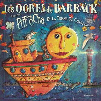 La tisane de couleurs des Ogres de Barback