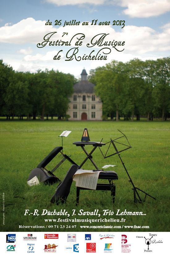 Festival de Musique de Richelieu à découvrir cet été