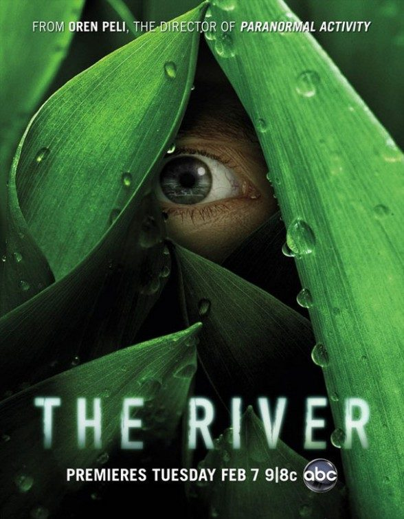 The River : la série qui prend l'eau…