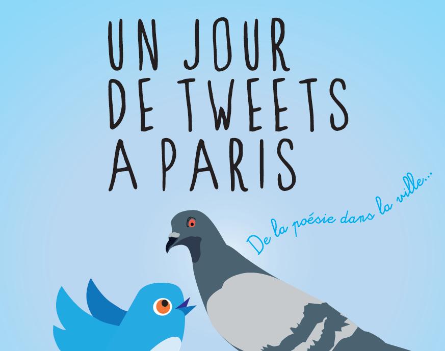 Un jour de tweets à Paris, préparez-vous pour le 19 avril