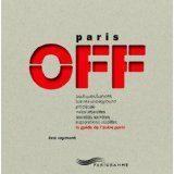 Paris Off d'Eric Veymont
