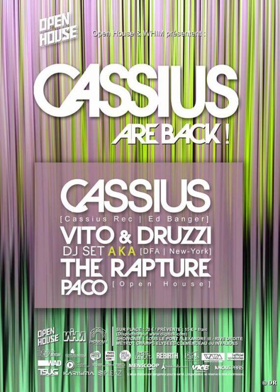 [Live report] The Ratpure et Cassius au Showcase : de la splendeur de la house