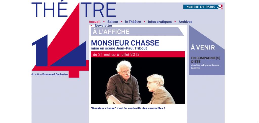 Théâtre 14