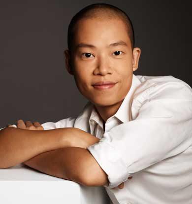 Jason Wu, nommé directeur artistique chez Hugo Boss