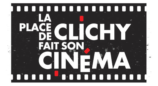 La Place de Clichy fait son cinéma du 14 au 16 juin 2013