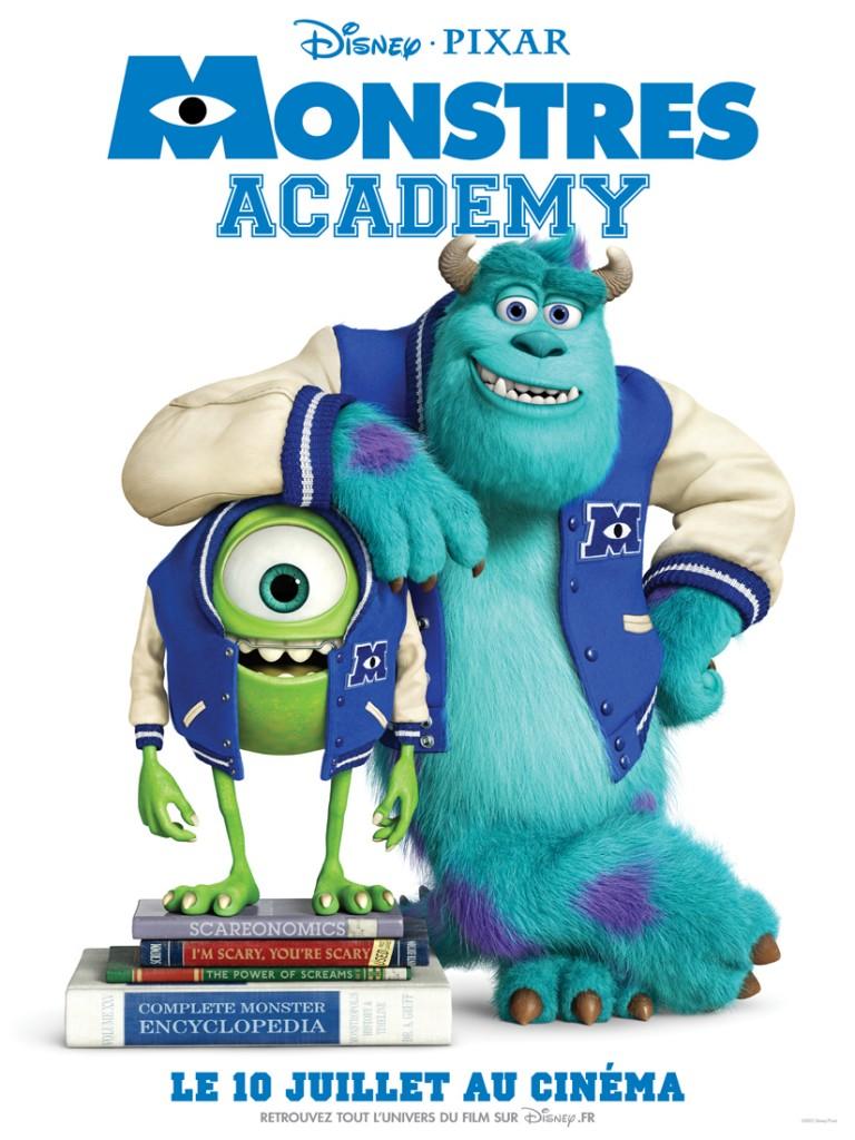 Monstres et cie retournent à l'université le 10 juillet au cinéma : un succès déjà certain