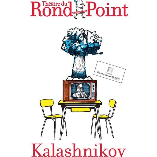 Kalashnikov, la bombe du Rond- Point