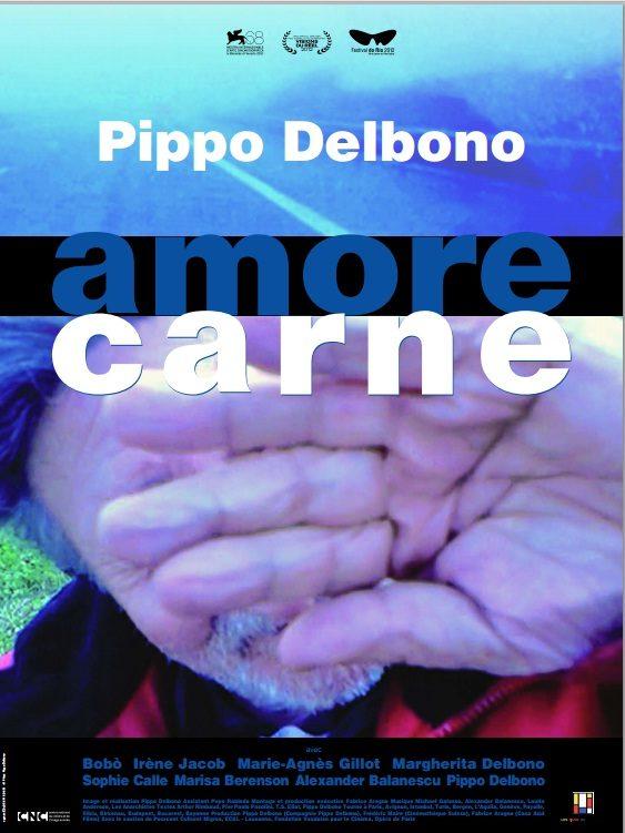 «Amore Carne», dans l'intimité du sang de Pippo Delbono ( en salles le 26 juin)