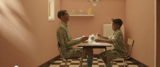 Stromae, son nouveau clip «Papaoutai»