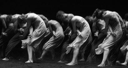 Le printemps de l'humanité sacré par Pina Bausch