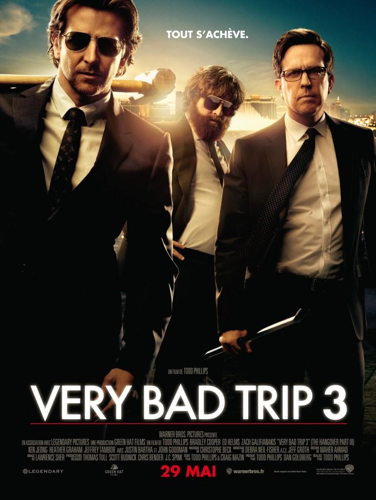 [Critique] Very Bad Trip 3, Nous nous sommes tant aimés