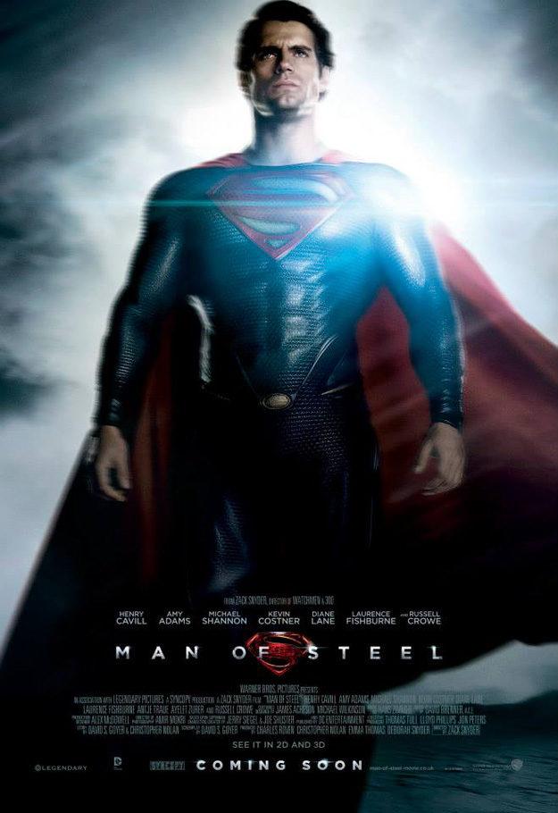 [Critique] « Man of Steel », Zack Snyder relance Superman sous la coupe de Nolan : un film massif et généreux