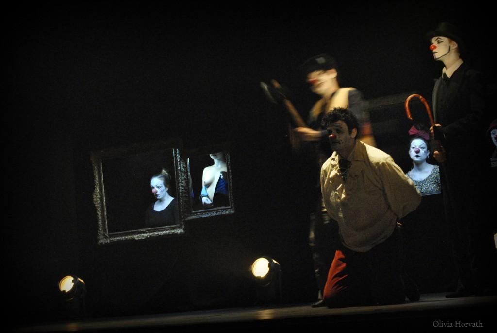 Le Cabaret des Mots de Matei Visniec en avant- première Avignon