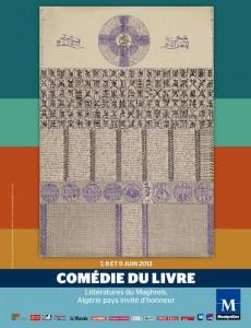 comédie du livre de Montpellier