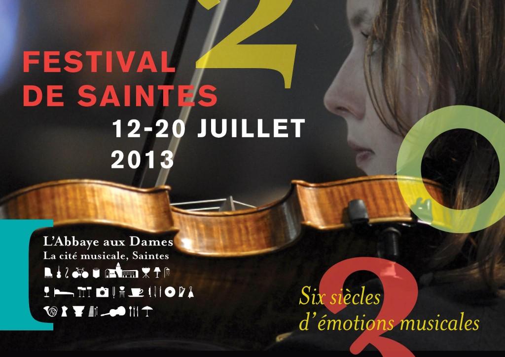 Le Festival de Saintes