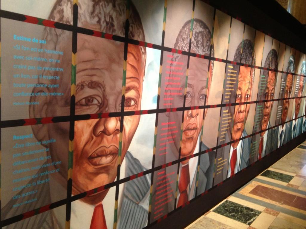 Nelson Mandela, mort d'un symbole