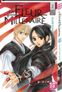 la-fleur-millenaire-manga-tome 2