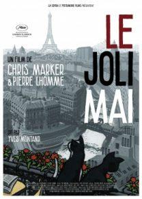 Le joli mai de Chris Marker et Pierre Lhomme, une coupe vivante dans le Paris de 1962