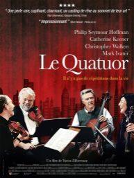 Le quatuor de Yaron Zilberman : mélodrame à cinq grands acteurs autour de la musique