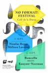 no format festival