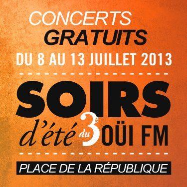 Puggy, Eiffel, the Popopops et Jill is Lucky au programme du Festival Soirs d'été dans le 3ème