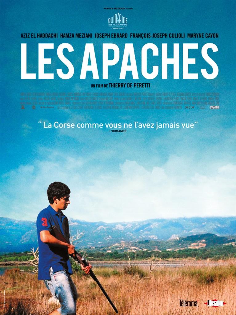 Gagnez 5×2 + des goodies du film «Les Apaches» de Thierry de Peretti (sortie le 14 août)